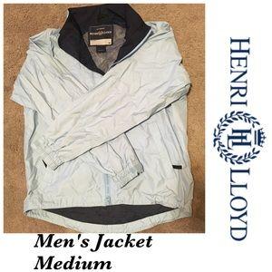 Men's Medium - Henri Lloyd Windbreaker - LIKE NEW
